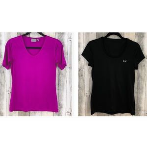 Athleta+ Under Armour T-Shirt Pack, XS